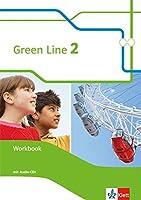 Green Line 2. Workbook mit Audio CD. Neue Ausgabe