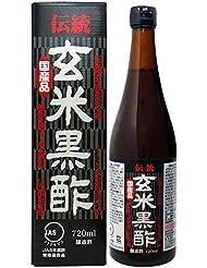 ユウキ製薬 新伝統玄米黒酢 24-36日分 720ml