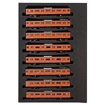 Nゲージ 4408 JR103系体質改善車 大阪環状線 LA4編成 2012 8両編成セット (動力付き)