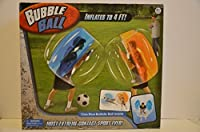 Bubble Ball 4' For Bubble Soccer Zorb Football Ages 8+ Bubble Bumper Suit Outdoor Fun Blue [並行輸入品]