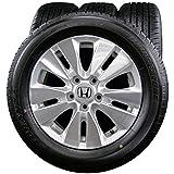 16インチ 4本セット タイヤ&ホイール BRIDGESTONE (ブリヂストン) TURANZA (トランザ) ER33 205/60R16 HONDA (ホンダ) STEP WGN (ステップワゴン) 純正