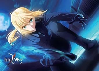 Fate/Zero もふもふひざ掛け セイバー柄