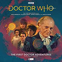 The First Doctor Adventures Volume 3 (Doctor Who - The First Doctor Adventures)