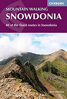 Mountain Walking in Snowdonia: 40 of the finest routes in Snowdonia (Cicerone Guides) by [Fletcher, Terry]