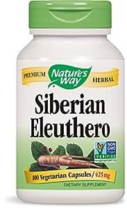 海外直送品 Nature's Way Siberian Eleuthero, 100 Caps