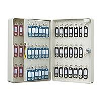 カール事務器 キーボックスコンパクト 80個収納 CKB-C80-I