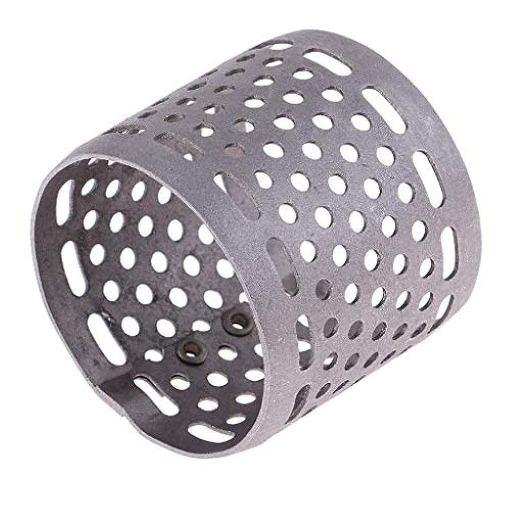 アラートハウスマーキーSharplace 金属 メタル ガスランプシェード メッシュカバー キャンプ用品 実用