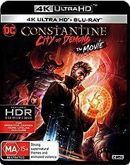 Constantine: City Of Demons (4K Ultra HD + Blu-ray)
