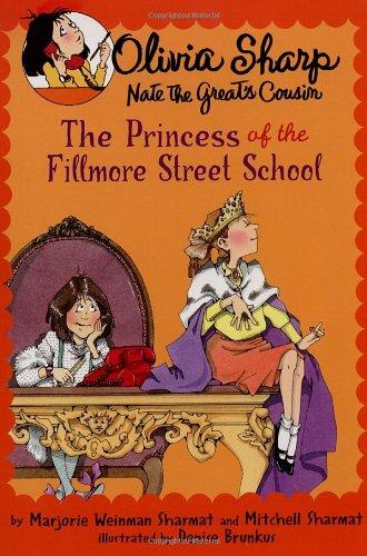 The Princess of the Fillmore Street School (Olivia Sharp: Agent for Secrets)の詳細を見る