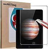 【ShineZone】Apple ipad Pro 専用強化ガラスフィルム 国産ガラス採用 0.3mm 超薄型.表面硬度9H・飛散防止処理・ 気泡防止・高光沢 ・耐衝撃・指紋防止保護シール