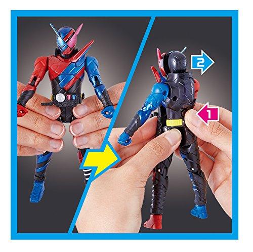 仮面ライダービルド ボトルチェンジライダーシリーズ 01仮面ライダービルド ラビットタンクフォーム
