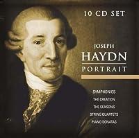 Haydn: Portrait (Symphonies, The Creation, The Seasons, String Quartets, Piano Sonatas)