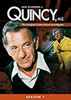 Quincy Me: Season Seven [DVD] [Import]