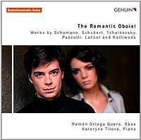 Romantic Oboist by SCHUMANN / SCHUBERT / TCHAIKOVSK (2012-10-30)