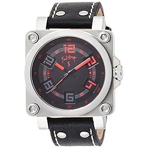 [ソウルビート]SOUL BEAT 【SOUL BEAT】メンズ腕時計 ブラックダイアル 赤インデックス【ソウルビート】 SB4220-02 メンズ