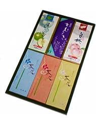 尚林堂のお線香 茶花アソート