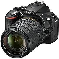 Nikon デジタル一眼レフカメラ D5600 18-140 VR レンズキット ブラック D5600LK18-140BK クリーニング クロス付き