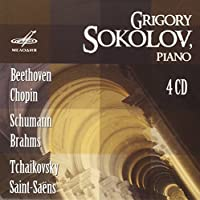 Plays Beethoven Chopin & More by BEETHOVEN CHOPIN BRAHMS SC (2013-03-05)