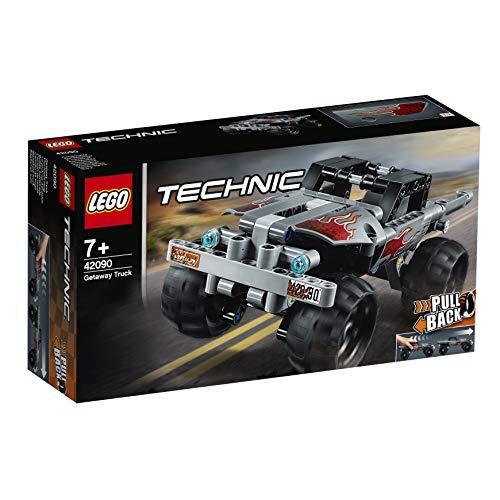 レゴ(LEGO) テクニック 逃走トラック 42090