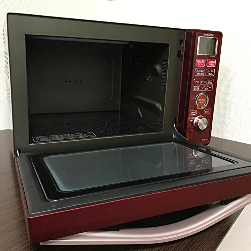 シャープ 加熱水蒸気オーブンレンジ 23L 1段調理タンク方式スチームタイプ レッド系 RE-SS9B-R