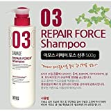 AMOREPACIFIC amos damage repair force shampoo for damaged hairmade in Korea kstyle [並行輸入品]