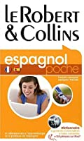 Le Robert & Collins Poche Espagnol: French Spanish / Spanish-french Dictionary