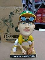 Carney Lansford Oakland A's Athletics Bobble SGA Oakland Athletics ボブルヘッド