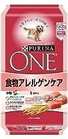 (まとめ買い)ピュリナワン ドッグ 成犬用(1歳以上) 食物アレルゲンケア 小粒 サーモン 4.2kg ドッグフード 【×3】