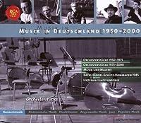 Musik in Deutschland 1950-2000 Vol. 159: