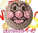 キャラクターケーキF★誕生日に 5号サイズ毎日が記念日☆生クリーム