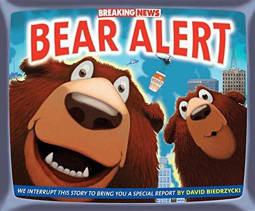 [画像:Breaking News: Bear Alert]