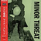MINOR THREAT (帯・ライナー/歌詞日本語対訳付きLP) [Analog]