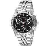 [グッチ]GUCCI 腕時計 G-TIMELESS ブラック文字盤 クロノグラフ デイト YA126254 メンズ 【並行輸入品】