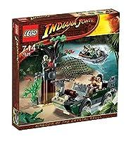 レゴ (LEGO) インディ・ジョーンズ リバーチェイス  7625