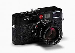 Leica ミラーレス一眼 ライカM9 ボディ 1800万画素 ブラックペイント 10704 (レンズ別売)