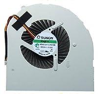 iifix新しいCPU冷却ファンクーラーfor Lenovo IdeaPad y480y480a y480m y480N y480p、P/N : mg75150V1-c000-s99mg60120V1-c160-s99