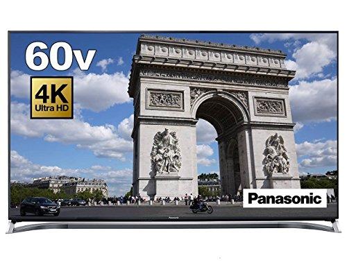 パナソニック 60V型 液晶テレビ ビエラ TH-60CX800N 4K USB HDD録画対応  2015年モデル