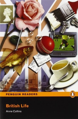 Penguin Readers: Level 3 BRITISH LIFE (Penguin Readers (Graded Readers))の詳細を見る