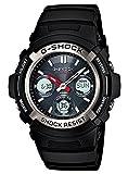 [ジー・ショック]G-SHOCK カシオ電波 ソーラー 腕時計 マルチバンド5 AWGM100-1A 逆輸入品