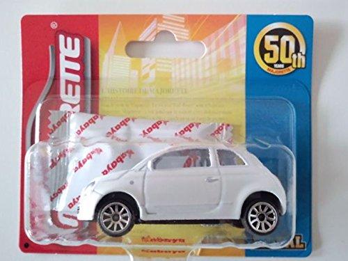 マジョレット ミニカー コレクション 単品 カバヤ Majorette フィアット 500 Fiat -