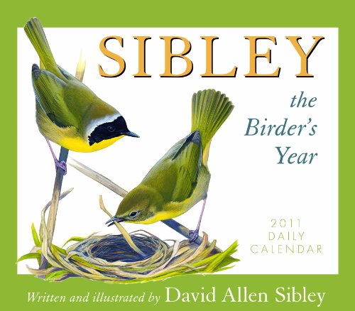 Download Sibley the Birders Year 2011 Calendar 1416286306