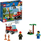 LEGO City 4+ Barbecue Burn Out 60212 Building Toy