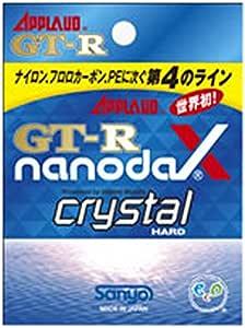 サンヨーナイロン ライン APPLOUD ナノダックス クリスタルハード 300m