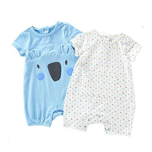 夏 赤ちゃん 服