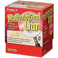 Edupress EP-3396 Mathological Liar Gr 3