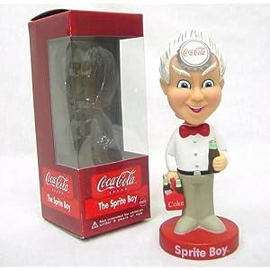 Funko ファンコ Coca Cola the Sprite Boy Wacky Wobbler フィギュア 人形 おもちゃ (並行輸入)