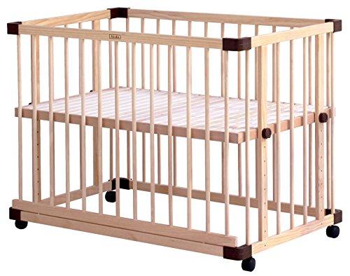 ベッドサイドベッド 03 [ナチュラル]