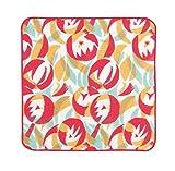 むす美 装飾雑貨(ファッション小物) マルチ 竹久夢二ガーゼタオルハンカチ バラ 70022-104