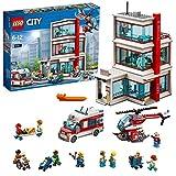 レゴ(LEGO)シティ レゴ(R)シティ病院 60204 ブロック おもちゃ 男の子