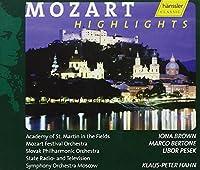 Highlights / Mozart